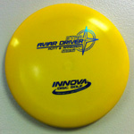 Star Aviar Driver 175g Yellow