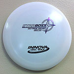 Star Boss 175g White - Purple and Black stamp