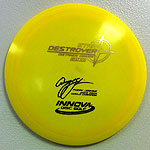 Star Destroyer 175 Yellow