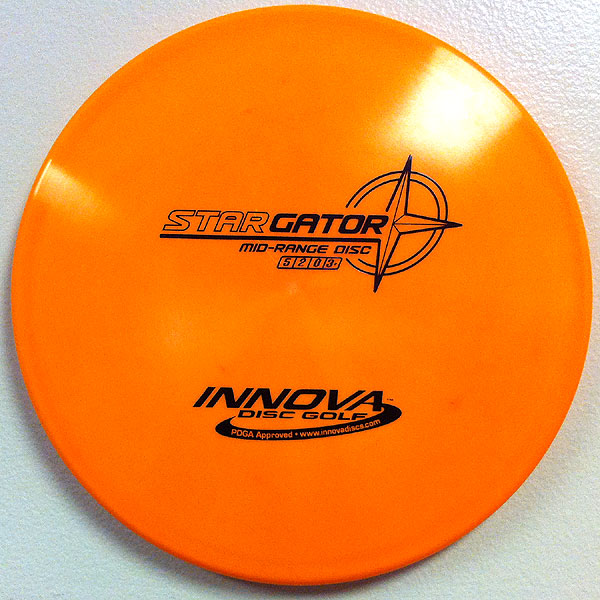 Star Gator 175 Orange