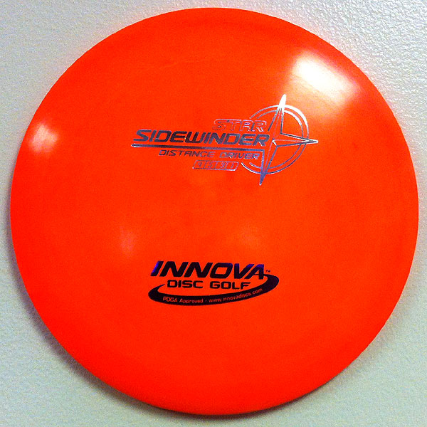 Star Sidewinder 175 Orange
