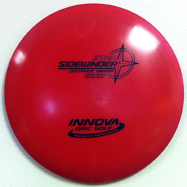 Star Sidewinder 175 Red