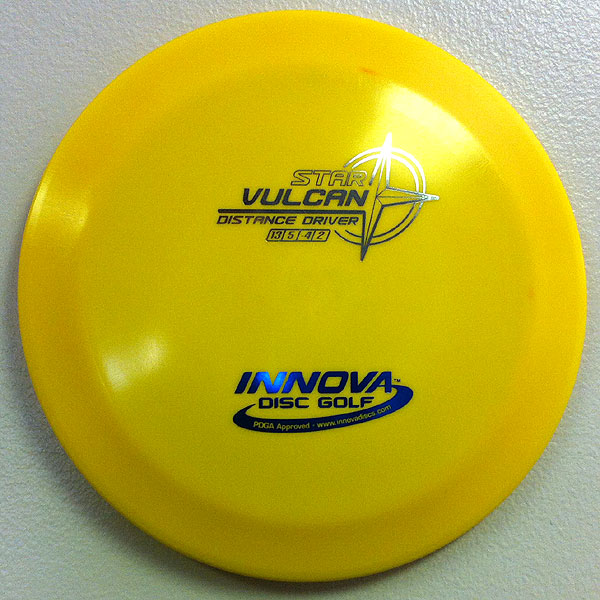 Star Vulcan 175 Yellow