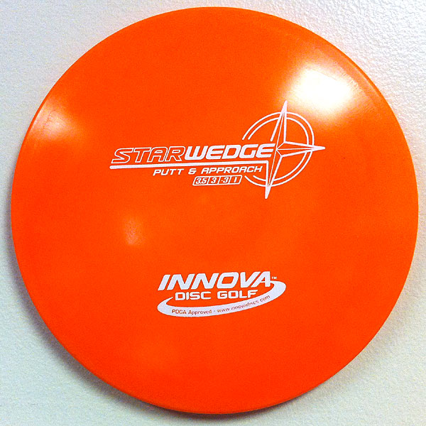 Star Wedge 172 Orange